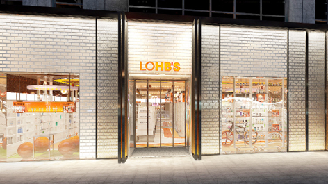 Lohbs Genesis Branding